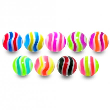 UV Multi Layer Balls