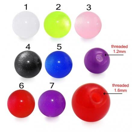 UV Fancy Pearl Balls