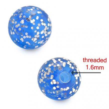 UV Fancy Glittering Ball
