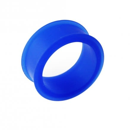 Dark Blue Silicone Ear Plug