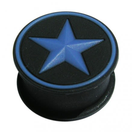 Color Changing Star Silicone Ear Plug