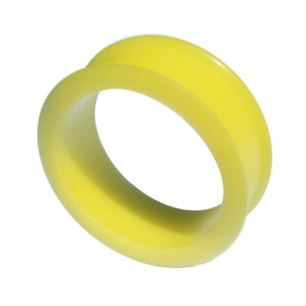 Color Changing Yellow Silicone Ear Plug