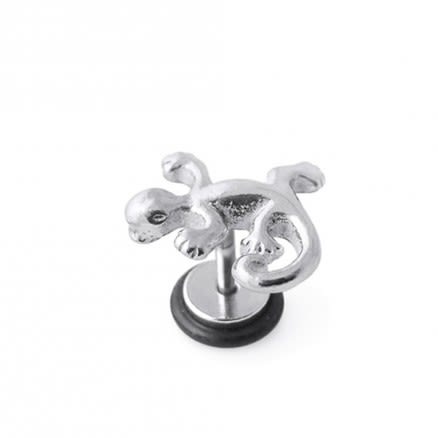 SS Lizard Fake Ear Plug