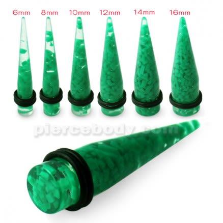 Green Jelly Ear Expander