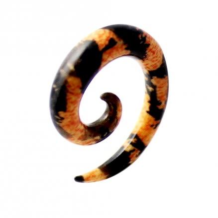 Cheetah Patterns Ear Expander