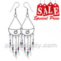 Fancy Dangling Costume Earring CLEARANCE SALE