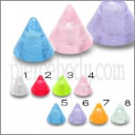 UV Glow Cones