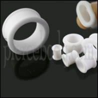 White Silicone Ear Plug