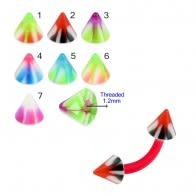Acrylic UV Spikes