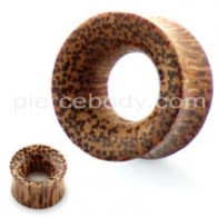 Organic Palm Wood Ear Plug Gauges