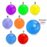 UV MIx Plain Fancy Ball