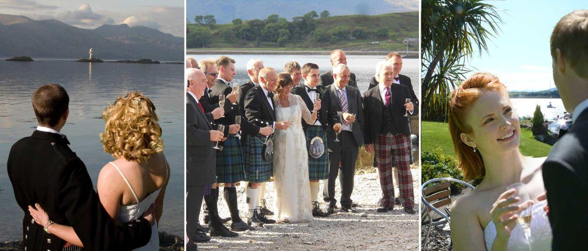 A Breathtaking Venue For A Scottish Highland Wedding