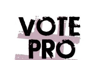 Vote ProChoice