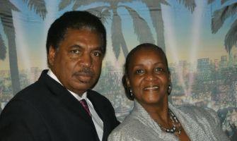 Louis & Dr Jackie Michel