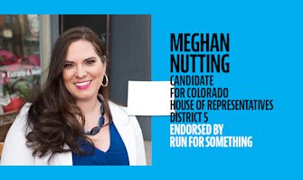 Run for Something endorses Meghan Nutting for Colorado House District 5