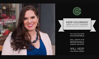 Keep Colorado Green endorses Meghan Nutting for Colorado House District 5