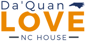 Da'Quan Love  for North Carolina House District 4