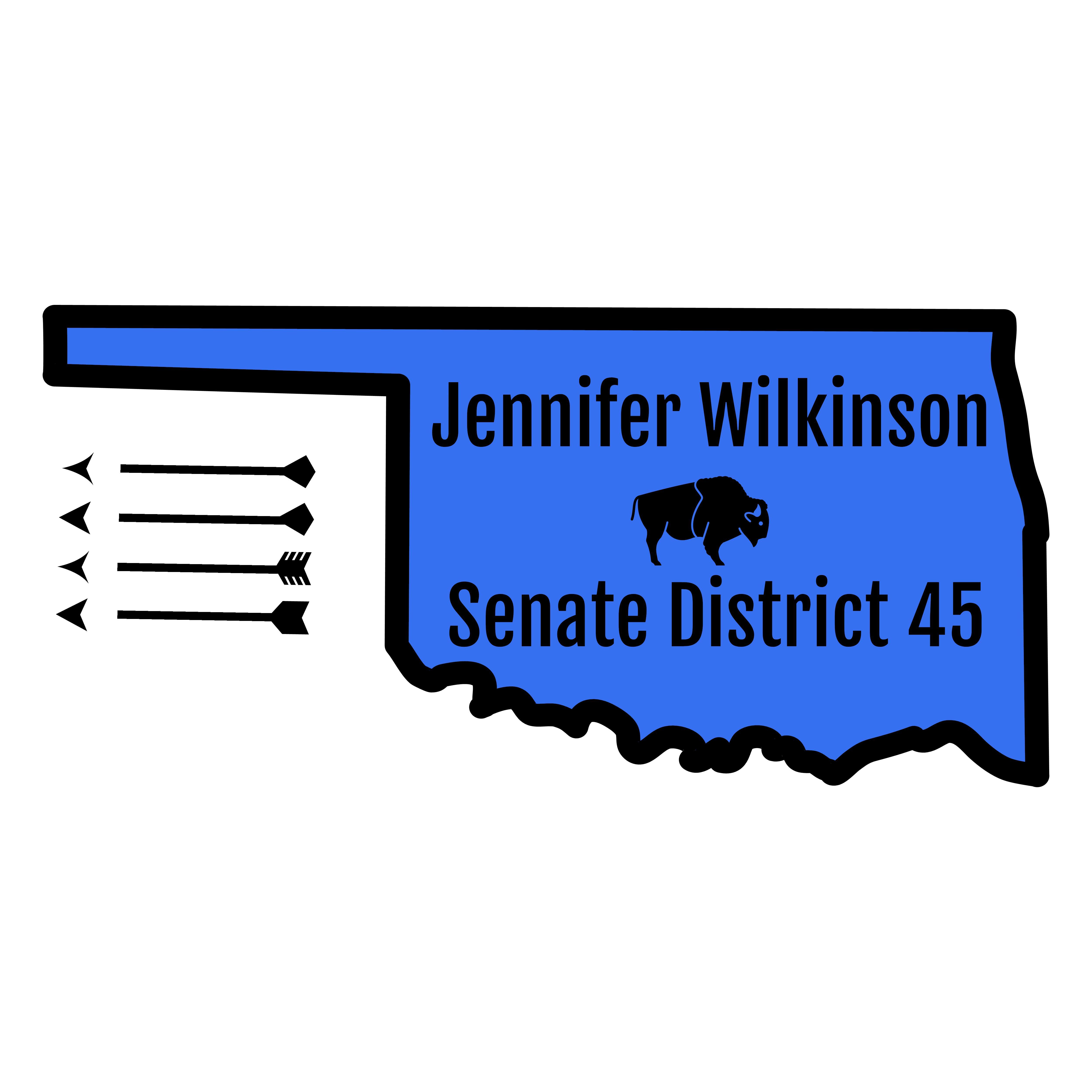 Jennifer Wilkinson  for State Senate District 45