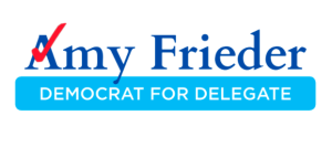 Amy Frieder  For Maryland House of Delegates, District 15