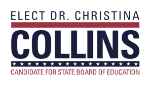 Christina Collins  for State Board of Education, District 5