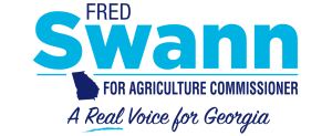 Fred Swann  For Georgia Agriculture Commissioner