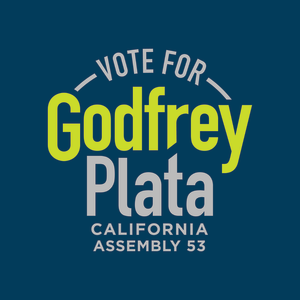Godfrey Santos Plata  for CA State Assembly, District 53