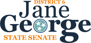 Jane George  for TN State Senate D6