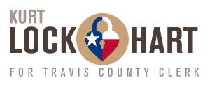 Kurt Lockhart  for Travis County Clerk