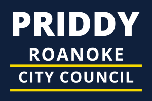 Luke Priddy  for Roanoke City