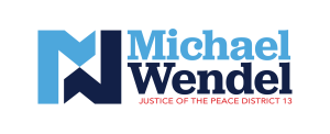 Michael Wendel  Faulkner County Justice of the Peace District 13