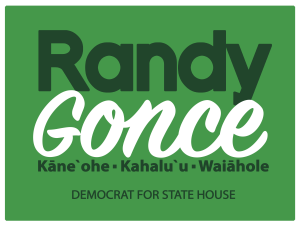 Randy Gonce  for State Representative
