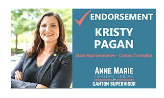 State Representative Kristy Pagan