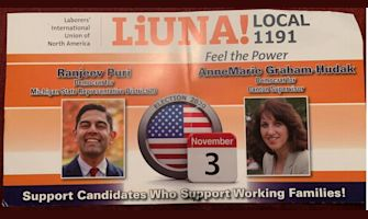 LiUNA - Laborers International Union of North America - Local 1191