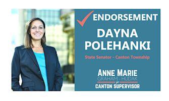 State Senator Dayna Polehanki