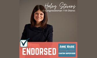 Congresswoman Haley Stevens