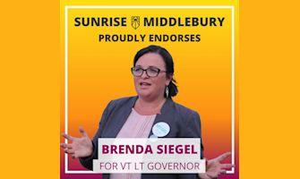 Sunrise Movement Middlebury