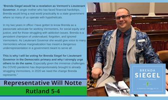 Representative Will Notte