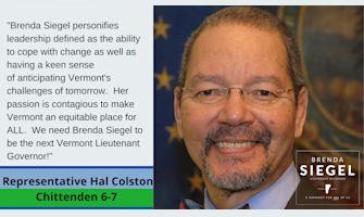 Representative Hal Colston