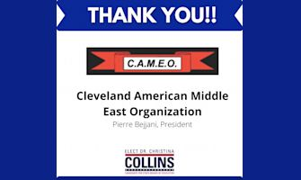 C.A.M.E.O. (Cleveland American Middle East Organization)