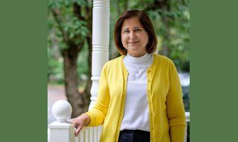 Senator Ghazala Hashmi