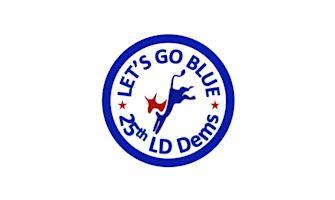 25th Legislative District Democrats