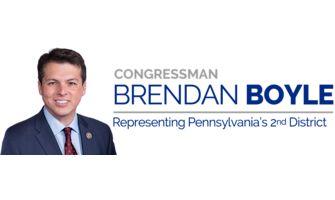 Congressman Brendan Boyle