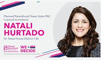 Planned Parenthood Texas Votes