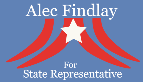 Alec Findlay  Democrat for State House of Representatives, 67th District