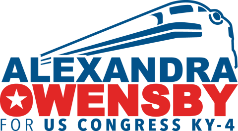 Alexandra Owensby  for US Congress KY's 4th district