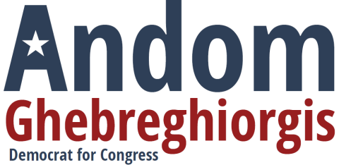 Andom Ghebreghiorgis  for Congress (NY-16)