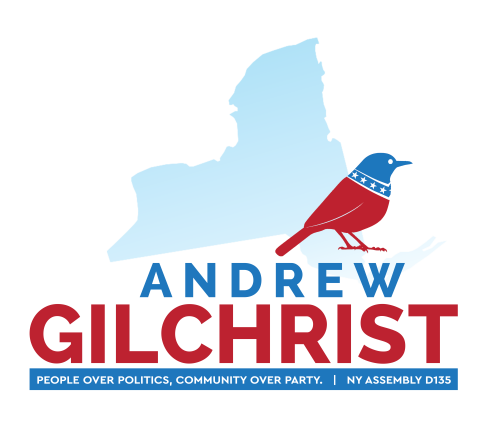 Andrew Gilchrist  for New York State Assembly - District 135