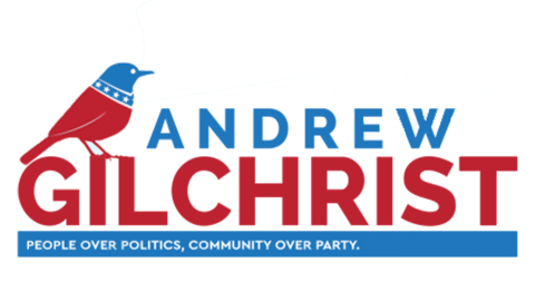 Andrew Gilchrist  for Perinton Town Supervisor