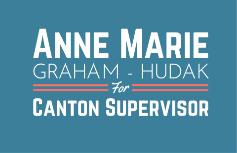 Anne Marie Graham-Hudak  For Canton Township Supervisor