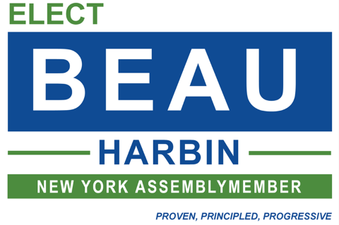 Beau Harbin  New York Assemblymember